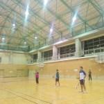 2017/11/06(月)ソフトテニス練習会・@滋賀県近江八幡市