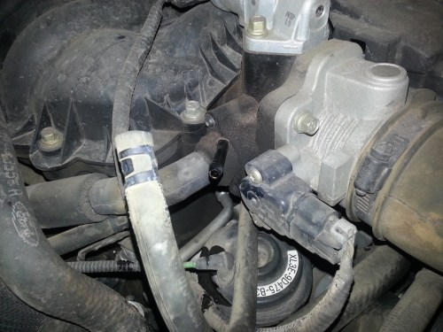 small resolution of 03 f150 4 2l v6 pcv valve with pictures