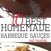 10 Best Homemade Barbecue Sauces