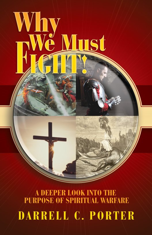 Why We Must Fight cover