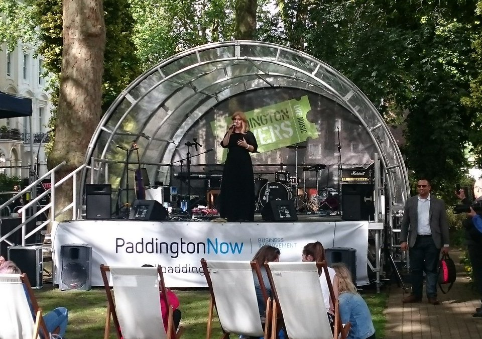Adele Tribute Paddington London