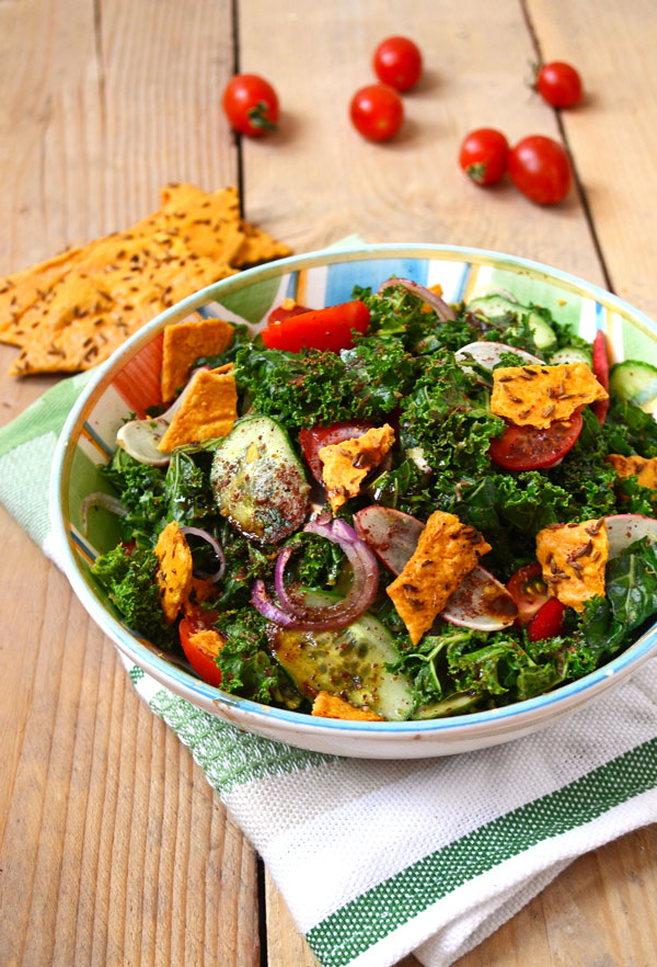 marinated-kale-fattoush-3