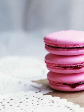 PERFECT MACARON COOKIE SHELLS