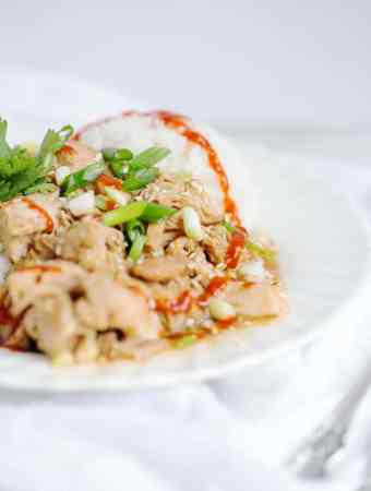 Instant Pot Teriyaki Chicken in Minutes