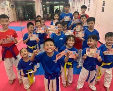 跆拳道 - 鉦武跆拳道運動館 - 藝種課程 OneArtClass