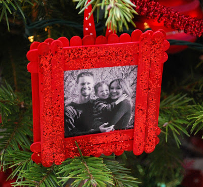 Homemade Picture Frame Ornaments Frameswalls