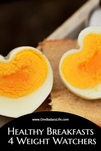 Healthy Breakfast for Weight Loss Weight Watchers