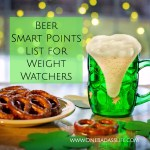smart points in beer