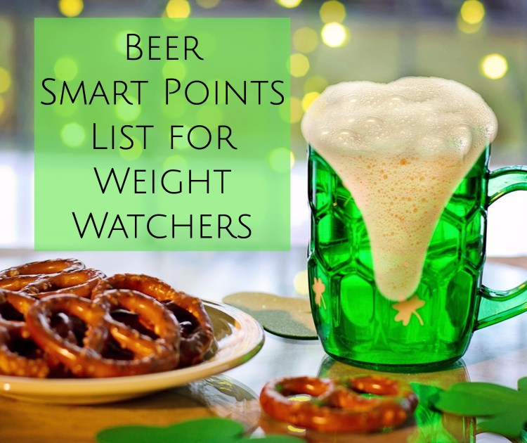 how many weight watchers smart points in beer from light. Black Bedroom Furniture Sets. Home Design Ideas