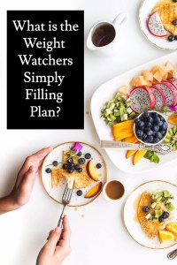what is weight watchers simply filling