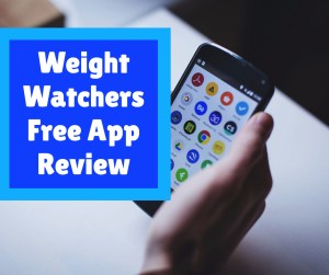 weight watchers free app