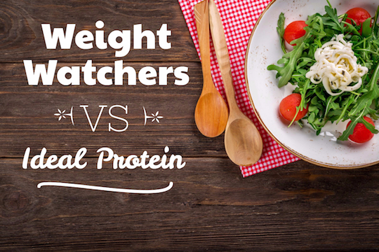 Weight Watchers vs Ideal Protein  Which is Best for You