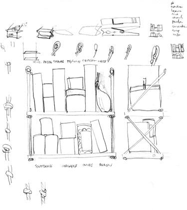 Shelf Sketch