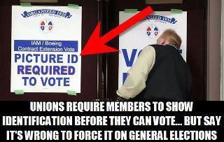 Union Voter ID