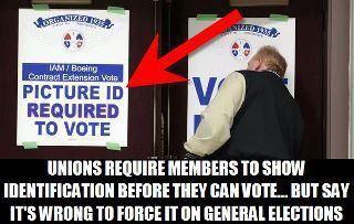 Union Voter ID