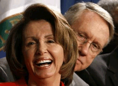 Reid and Pelosi