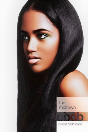 Midtown Blow Dry Hair Style From one blow dry bar
