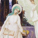 May is for Mothers: Annunciation to Mary Mother of Christ