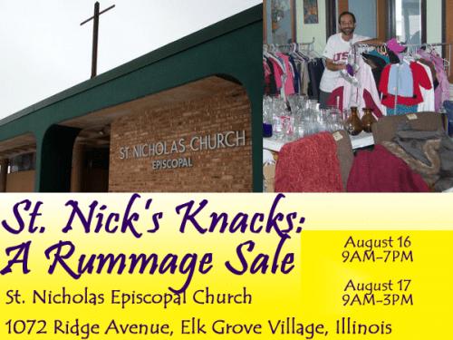 Wonderful bargains and knick-knacks to treasure!