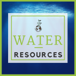 water resource, one brown planet, sustainable life