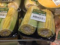 Plastic Wrapped Fruit