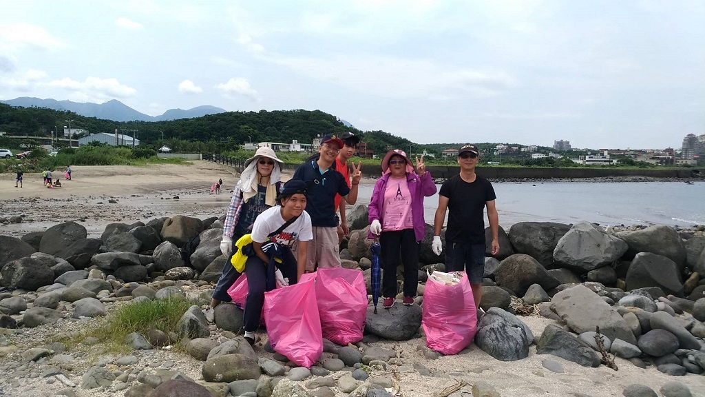 2019 Taiwan National Beach Cleanup (7)
