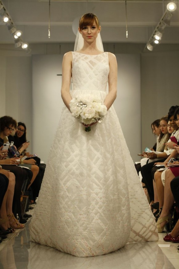 Theia Spring 2014 Wedding Gown