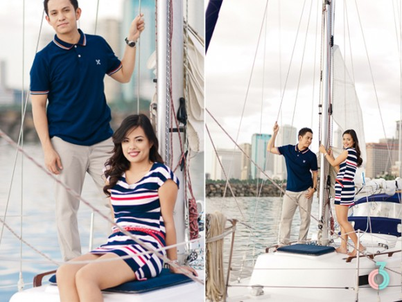 nautical-engagement-shoot