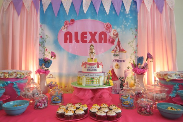 Playmobil Princess Themed Birthday Party One Charming Day