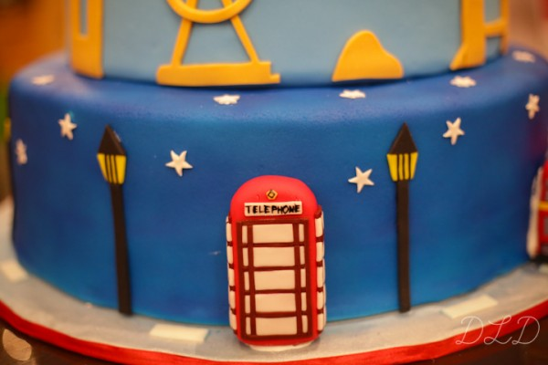 London Themed Party - 09