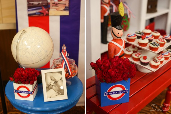 London Themed Party - 17
