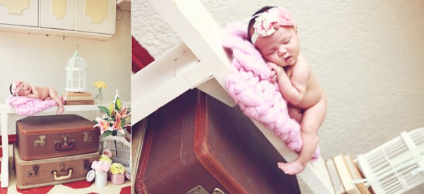 Newborn Photoshoot - Mavi - 08