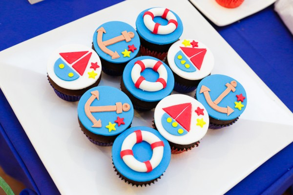 Nautical Themed Birthday Party - 03