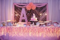 A Whimsical Winter Wonderland Birthday Party - One ...