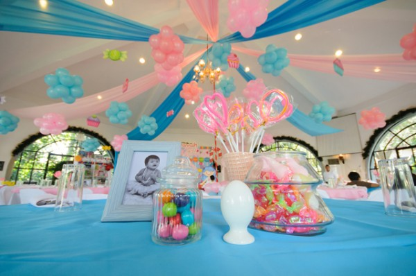 Colorful Candyland Birthday Party - 19