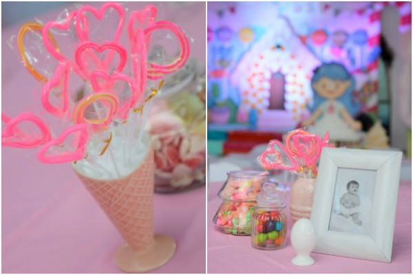Colorful Candyland Birthday Party - 22