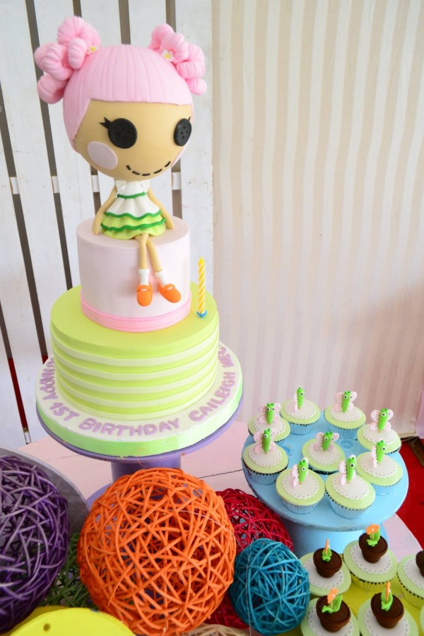 Lalaloopsy Birthday Party - 13