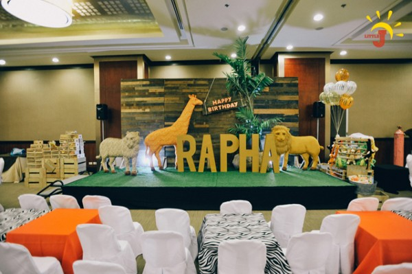 Safari Themed Birthday Party - 05