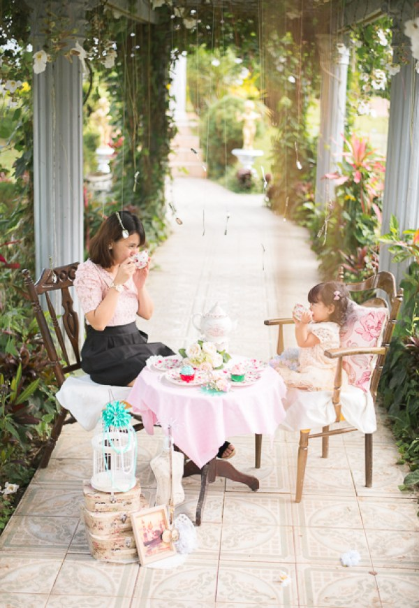 Teacups and Tutus Lifestyle Shoot - 22
