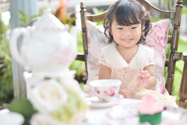 Teacups and Tutus Lifestyle Shoot - 26