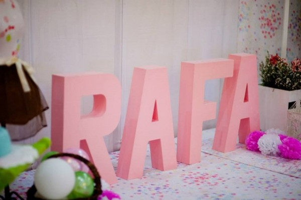 Ballerina Themed Party - 01