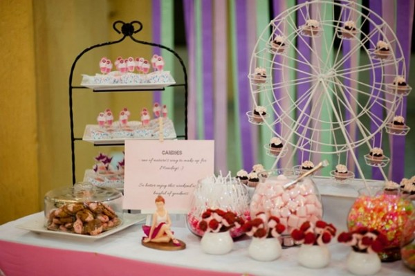 Ballerina Themed Party - 13