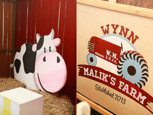 Farm Themed Birthday Party - 10