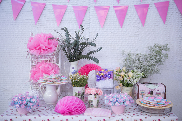 Cath Kidston Birthday Party - 34