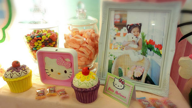 Sanrio Dessert Table - 01