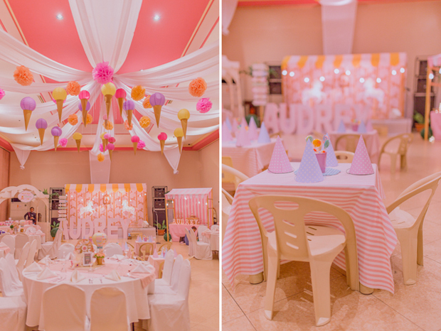 Vintage Pastel Carnival Party - 02