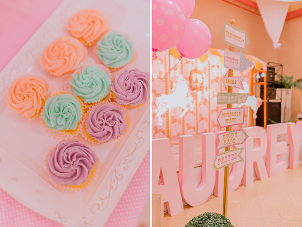 Vintage Pastel Carnival Party - 07