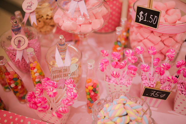Vintage Pastel Carnival Party - 12
