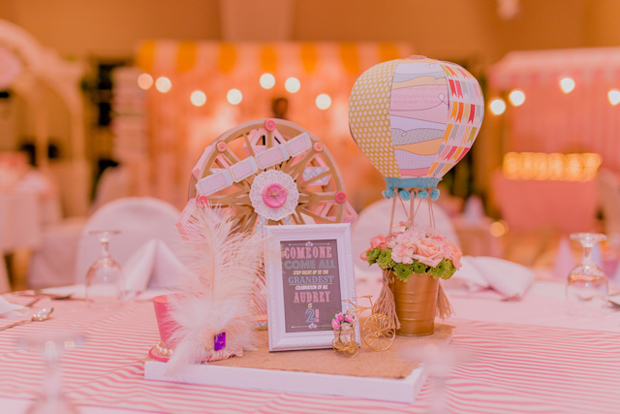 Vintage Pastel Carnival Party - 17