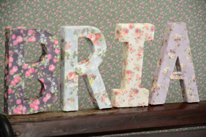Cath Kidston Shabby Chic Birthday Party - 01